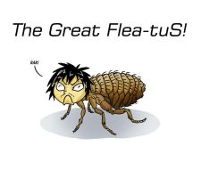 The Great Flea-tuS by Wazaga