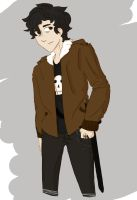 nico di angelo by the-a-person
