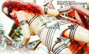 Shiny Mirage 2: Bianca Beauchamp by UniqueOneDesigns