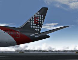 A new Livery in the skies by angelswake-tf