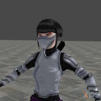 TMNT Out of the Shadows - Karai by DatKofGuy
