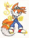 Tails by Christhopper