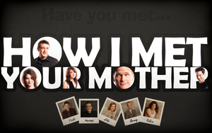 How I Met Your Mother by rollr