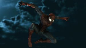 Amazing Spider-man 3 Costume ( Concept art ) by FelipeFierro