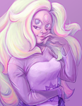 Rainbow Quartz by DigitalDuckie