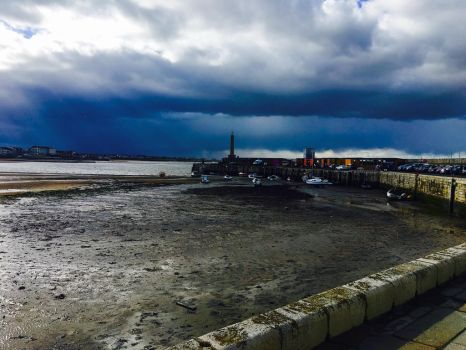 Margate Harbour by Oliver-The-Owl