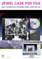 JEWEL CASE PSD FILE by LeMarquis