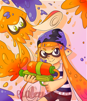 Inkling by littlewoodlouse