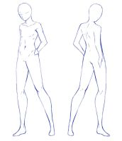 Clothes Base Male version - NO COMMERCIAL USE !! by rika-dono