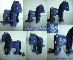 My little Pony Custom Mystic Chai by BerryMouse