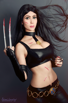 X-23 Cosplay by adami-langley