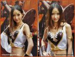 Clash of Kings HK promotion - Cosplay 04 by leekenwah