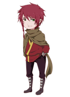 Kai Cheebs by Lu-chan11