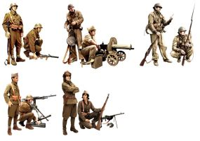 Republican Army illustrations by dlink97