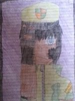 Patchwork as a human by htf-lover12