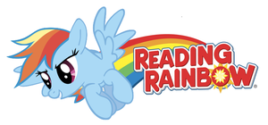 Reading Rainbow Dash by AllofTimeAndPony