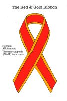 The Red And Gold Ribbon by ryu-ren