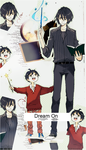 Harry Potter And Severus Snape by Fo-Nuinelli