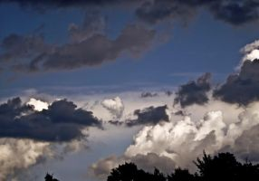 clouds XII by Baq-Stock
