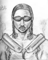 Krayzie Bone by jmk1999