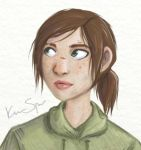 Ellie - The Last of Us by silverwing66