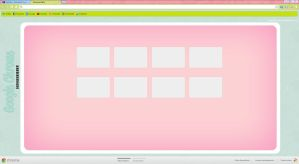Tema Google Chrome Love Colors by DeniseeBieber