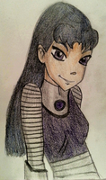 Blackfire - Teen Titans by Nancy171112