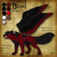 Hell Wolf - Blood - Ref by Dorchette