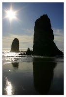Cannon Beach 1 by Aprilvirgo