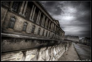 paris - keep walking by haq