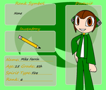 Kumia Academy Application-Mike by Qulli2