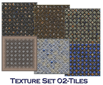 Texture Set 02-Tiles by allison731