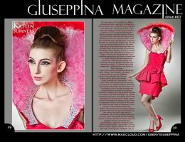 "Giuseppina Magazine ""Pride"" by KatlinSumnersModel"