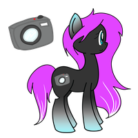 Pony Adoptable 6 - 50 Points CLOSED by AgentAdopts