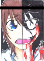 Before the insanity (Jeff The Killer) by servantofpsychotic