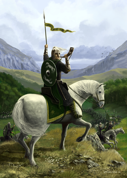 Eorl musters the North by woutart