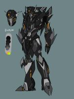 Tf oc: Dieryse concept (updated) by ForgottenHope547