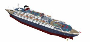 ss Chile by fabrizio3d