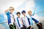 Welcome to Iwatobi Swim Club by herotenka