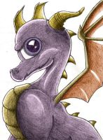 Spyro by Fisco14