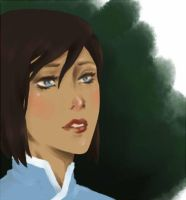 Korra by WearMyWings