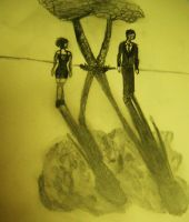 Our Shadows Sketch by LSD-Dreams