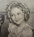 Shirley Temple by AlexndraMirica