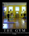 The Gym by Balmung6