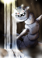 Steelix by WillDrawForFood1