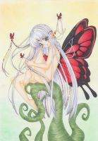 .:ReD BuTTerFlY:. by LunaMikogami