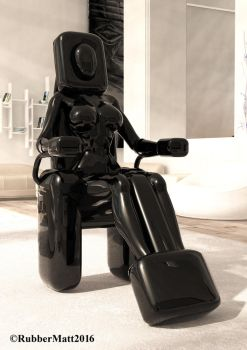Favourite Chair by Rubbermatt