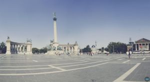 Budapest Panorama 04 by resresres