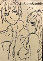 APH: Romano and Fem romano by LeSoapBubble