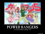 Power Ranger Style by wow1076